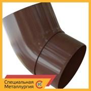 Колено водосточной трубы 76х102 мм фото
