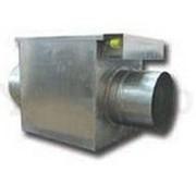 Водяной нагреватель для круглых каналов ВОК фото