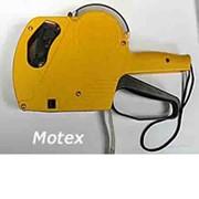 Этикет-пистолет Motex, оптовые цены фото