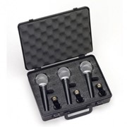 Набор микрофонов Samson R21S 3 pack фото