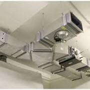 Устройство и демонтаж системы вентиляции и кондиционирования воздуха фото