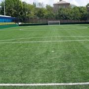 Строительство мини-футбольных площадок фото