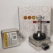 Комплект ксеноновых ламп D1S EGO-light 6000К. Гарантия 1 год (2шт) фото