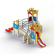 Детские площадки Городок фото