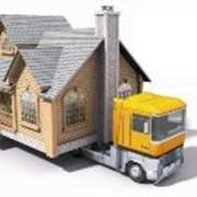 Доставка и монтаж быстровозводимых зданий. фото