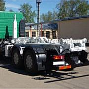 Мусоровоз контейнерный (мультилифт) МК-3461-10 на шасси МАЗ-6312В3-425-010 фото