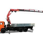 Услуги грузовых автомобилей, услуги длинномера фото