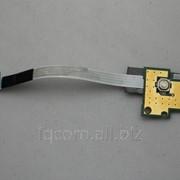Плата с кнопкой запуска от ноутбука Dell Inspiron N5050 фото