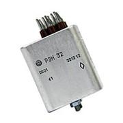 Реле электромагнитное слаботочное типа РЭН 32 66 7111 1400 РФО.450.032 фото