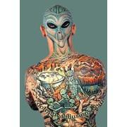 Небывалый интерес общества к искусству тату вызван прежде всего потребностью личности укрепить свои позиции на пути раскрытия и реализации внутренних возможностей, своих индивидуальных характеристик. фото