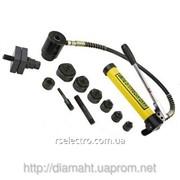 Инструмент для пробивки отверстий THD 35 (гидравлика) фото