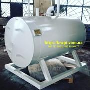 Резервур для горючесмазочных материалов от 1 м.куб фото