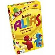 Настольная игра Alias «Скажи иначе для малышей», арт. 53369 (Компактная версия 2) фото