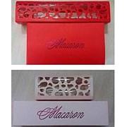Подарочные коробки под макаронсы фото