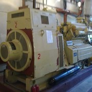 Электростанция (дизель-генератор) 500 кВт (630 кВа). Конверсия. Автоматизированный. Новый. фото