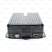 Автомобильный видеорегистратор 4-х канальный CARVIS MD-444HDD фото
