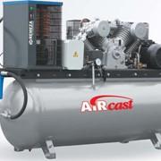 Поршневые компрессоры AirCast С осушителем воздуха (550-1100 л/мин фото