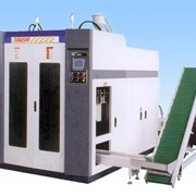 Двухстанционная выдувная машина DHD-1LII фото