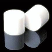 Соль в таблетках, Соль пищевая, Соль таблетированная в полипропиленовых мешках с полиэтиленовым вкладышем по 25кг. для регенерации ионообменных смол в установках умягчения воды фото