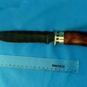 Ножи авторские. Модель 109. Нож охотничий, булатный. фото