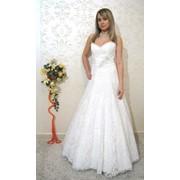 Свадебное платье 3 фото