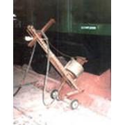 Оборудование для механизированной разгрузки сыпучих грузов из ж/д полувагонов фото