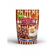 Popcorn Funny Sheep in chocolate caramel фото