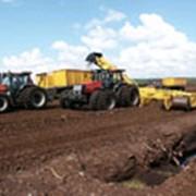 Поставки Растительного почвогрунта на основе торфо-песчаных смесей фото