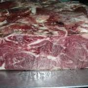Мясо мороженное, мясо свиное, говядина, баранина фото