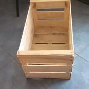 ящик из шпона  фото
