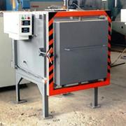 Электропечь сопротивления с защитной атмосферой СНЗ-3.6.2/10 Гк фото