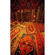 Дизайн ковров ручной работы фото