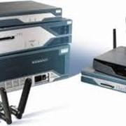 Монтаж кабельных и беспроводных систем связи фото