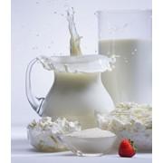 Молоко, молочные и кисломолочные продукты фото