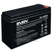 Аккумуляторная батарея Sven 12V 9AH (SV 1290) AGM DDP, код 53424 фото