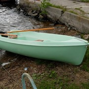 Гребная лодка Лейкбот 360 фото