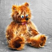 Детская мягкая игрушка мишка Эдуард фото
