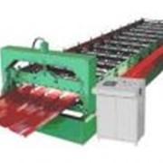 Оборудование для производства металлочерепицы фото