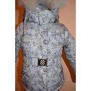 Зимняя куртка 2-5 лет фото