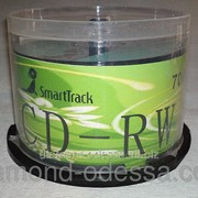 Диски CD-RW SmartTrack 700MB/80min 16-24x фото