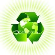 Полистирол, полипропилен, ПВХ, PVC, отходы пленок. фото