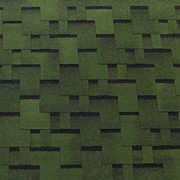 Битумная черепица Tegola TOP Shingle Futuro Зеленый фото