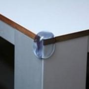 Силиконовые мягкие накладки на углы фото