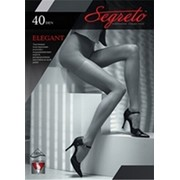 Колготки женские эластичные ELEGANT 40 фото