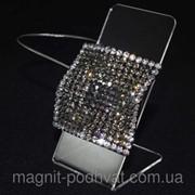 Декоративный магнит подхват для тюлей и штор № 65-105 фото