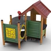 Детские площадки HAGS Fantasy Qaron (от 2 до 5 лет) фото