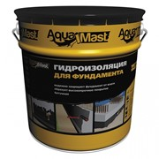Гидроизоляция для фундаментов битумная AquaMast фото