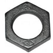 Контргайка стальная Ду15 ГОСТ 8968-75 фото
