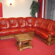 Производство угловых диванов фото
