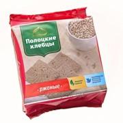 Хлебцы Полоцкие экструзионные ржаные фото